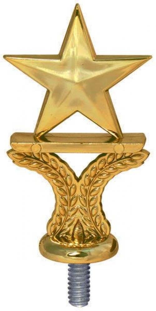 ЗВЕЗДЫ (1 звезда)  фигурка пластиковая