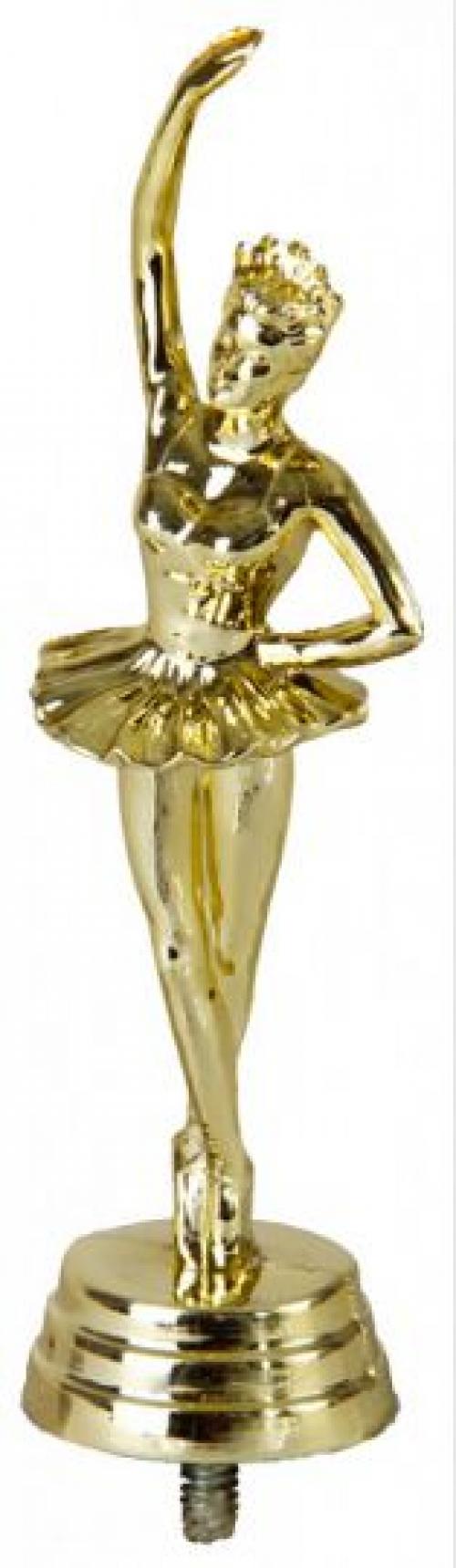 ТАНЦЫ  (балерина)  фигурка пластиковая