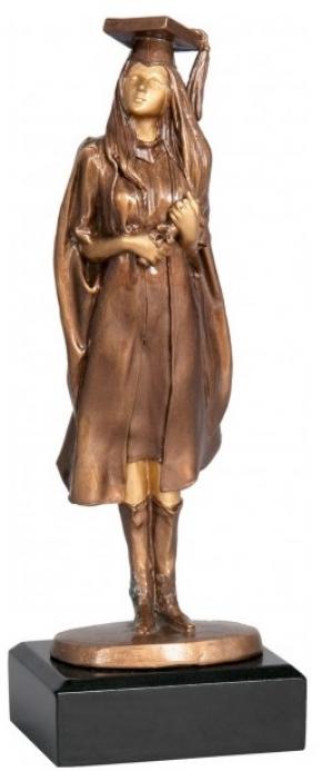 ОБРАЗОВАНИЕ (жен.)  2055  фигура литая