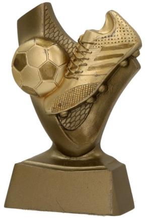 RP4010 футбол  фигура литая
