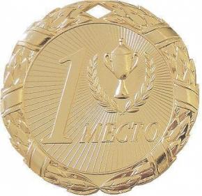 Медаль  МD Rus 703G