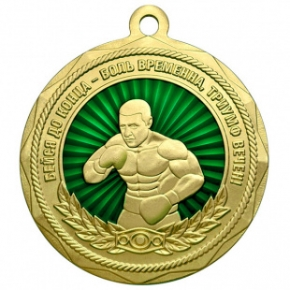 МЕДАЛЬ MZ 66-60/GGN бокс