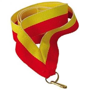 ЛЕНТА V2-Y/R желто-красная
