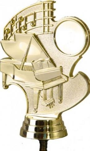 МУЗЫКА (рояль)  фигурка пластиковая