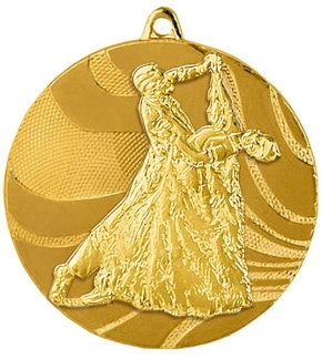 Медаль Танец Вальс MMC 2850G