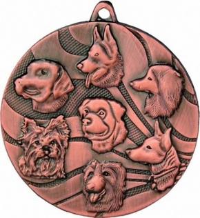 Медаль Собаки MMC 3150B