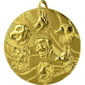 Медаль Собаки MMC 3150G