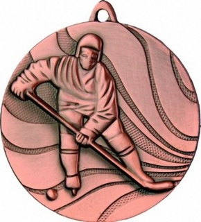Медаль Хоккей MMC 3250G