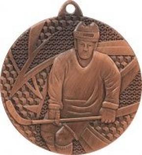 Медаль Хоккей ММС 6750 B