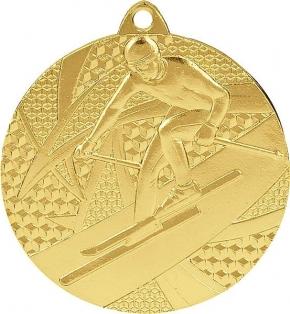 Медаль Горные лыжи MMC 8150G