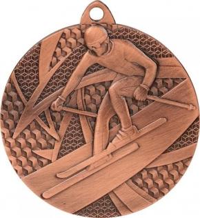 Медаль Горные лыжи MMC 8150B