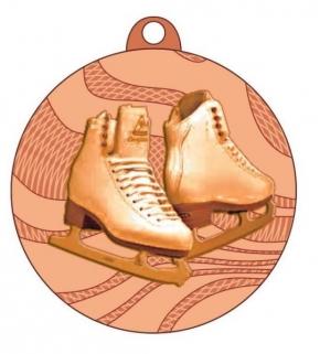 Медаль Коньки MZ 61-50B