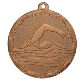 Медаль Плавание MZ 70-50B