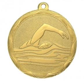 Медаль Плавание MZ 70-50G