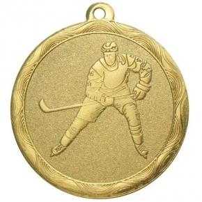 Медаль Хоккей MZ 74-50G