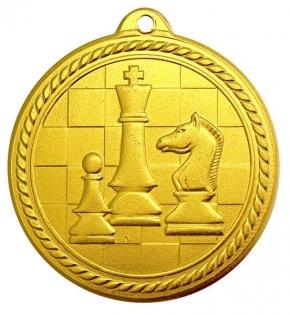 Медаль Шахматы MZ 80-50G