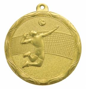 Медаль Волейбол MZ 81-50G